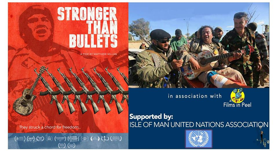 Stronger than bullets screening